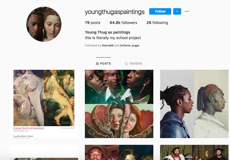 youngthugaspainting
